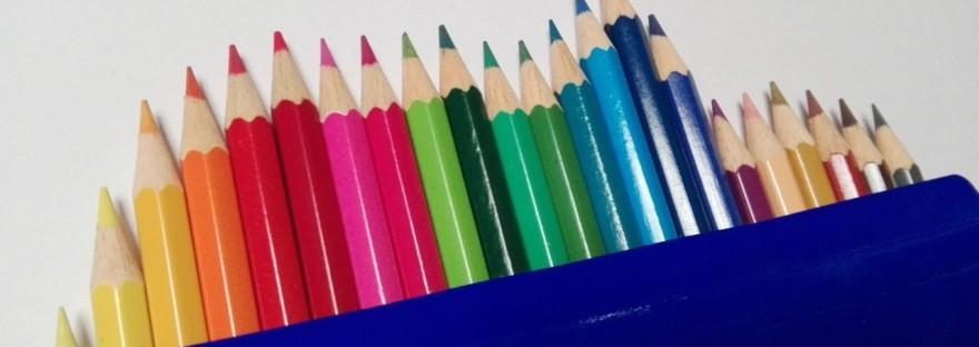 crayons couleurs domidora