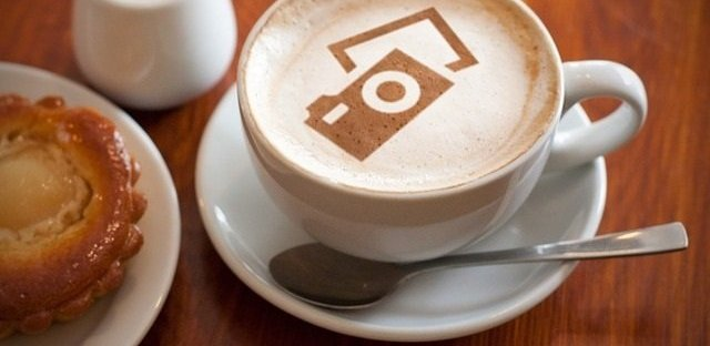 appareil photo cafe