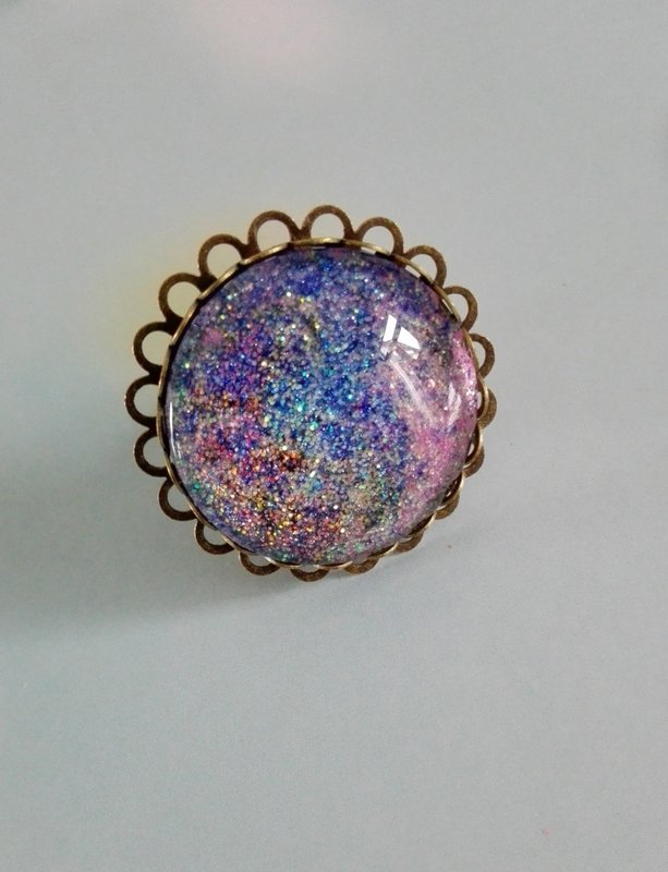 bague galaxy domidora