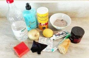 produits naturels pour nettoyer les bijoux fantaisie