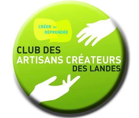 logo du club des artisans createurs des landes