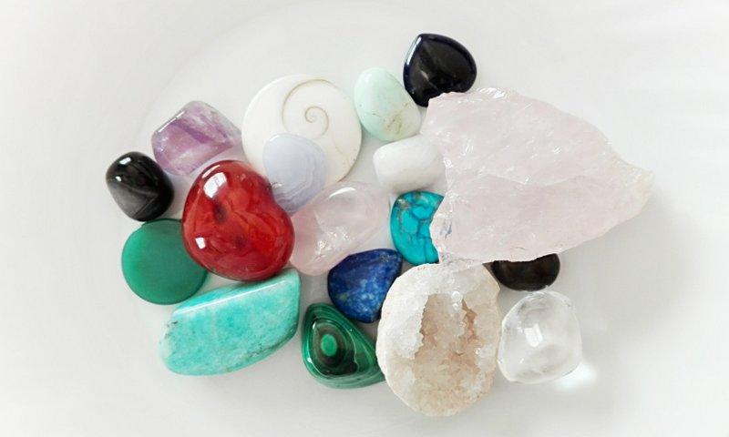 pierres gemmes roulees domidora