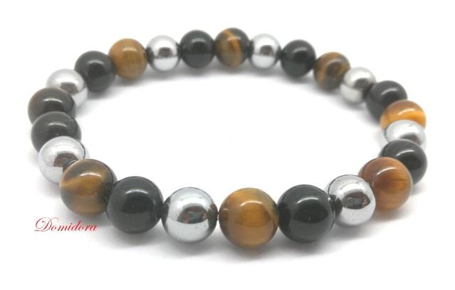 bracelet-pierre-hematite-protection-domidora