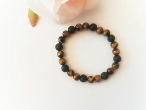 bracelet-enfant-oeil-de-tigre-pierre-lave